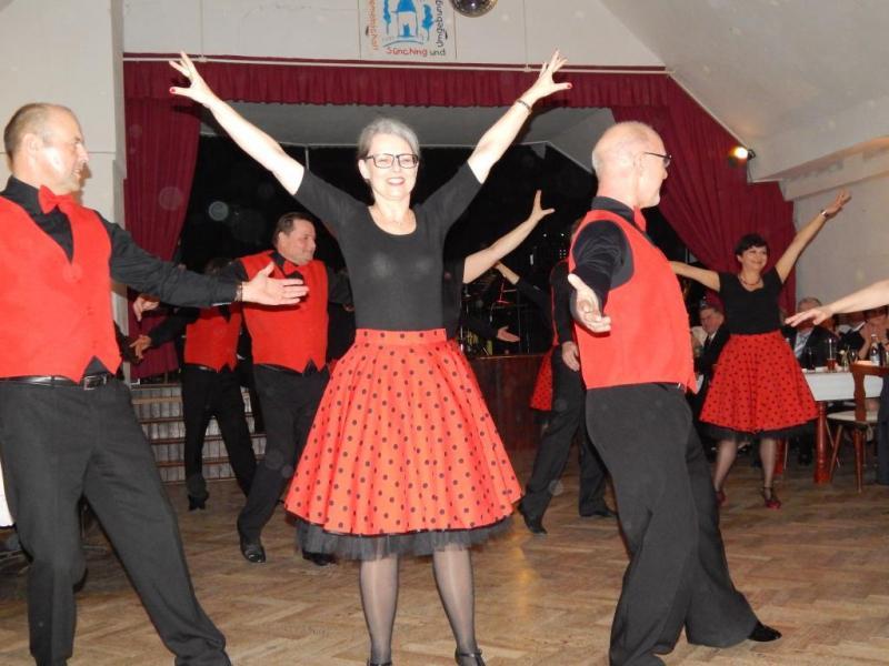 Tanzshow 2016 mit der verhexten Musikbox