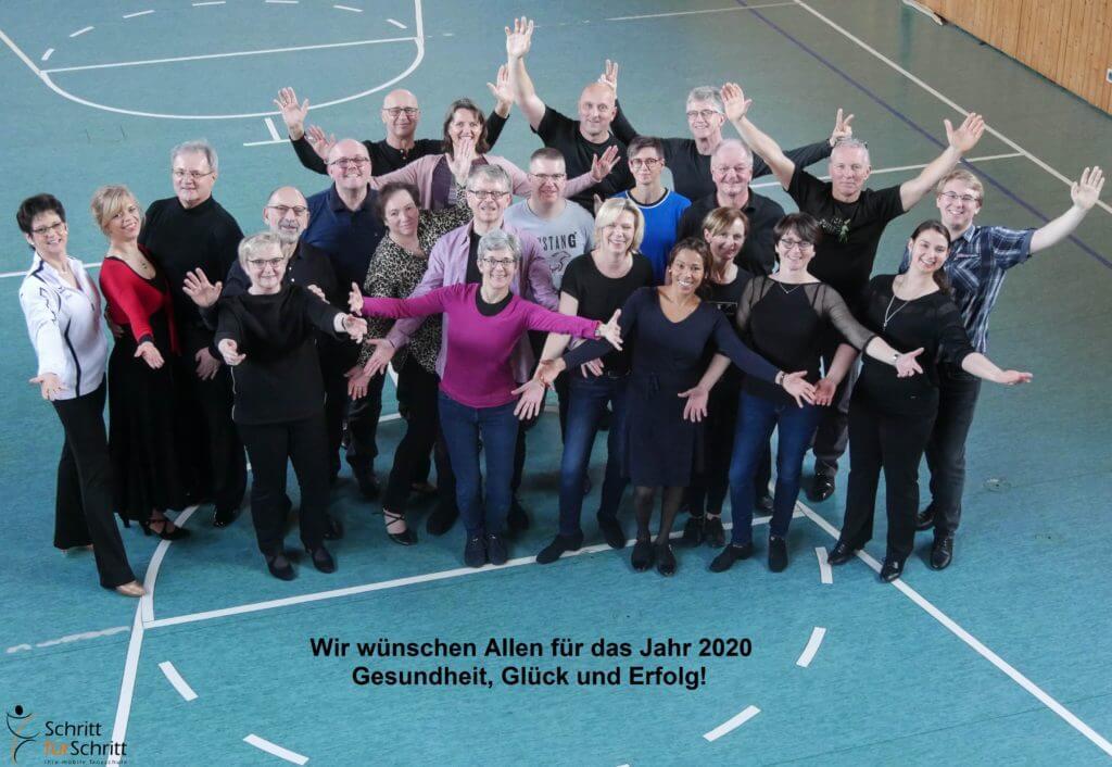 """Tanzworkshop zwischen """"Plätzchen und Sekt""""!"""