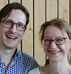 Richard und Verena Schmidbauer
